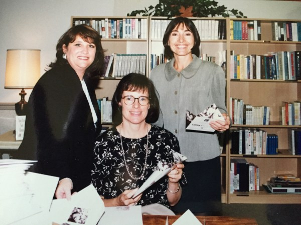 Early BCRC Founders in Office
