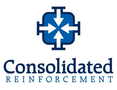 Consolidated Reinforcment logo