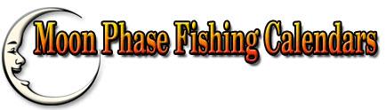 Moon Phase Fishing Calendars