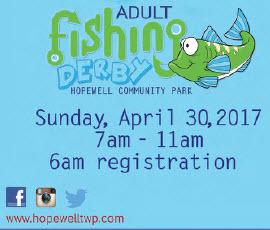 Adult Fishing Derby