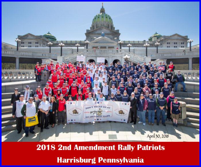 2018 Rally Patriots
