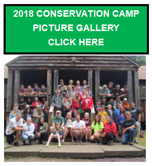 2018 Conservation Camp