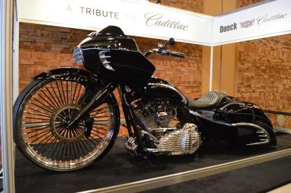 Cadillac-cycle