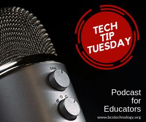 Tech Tip Tuesday