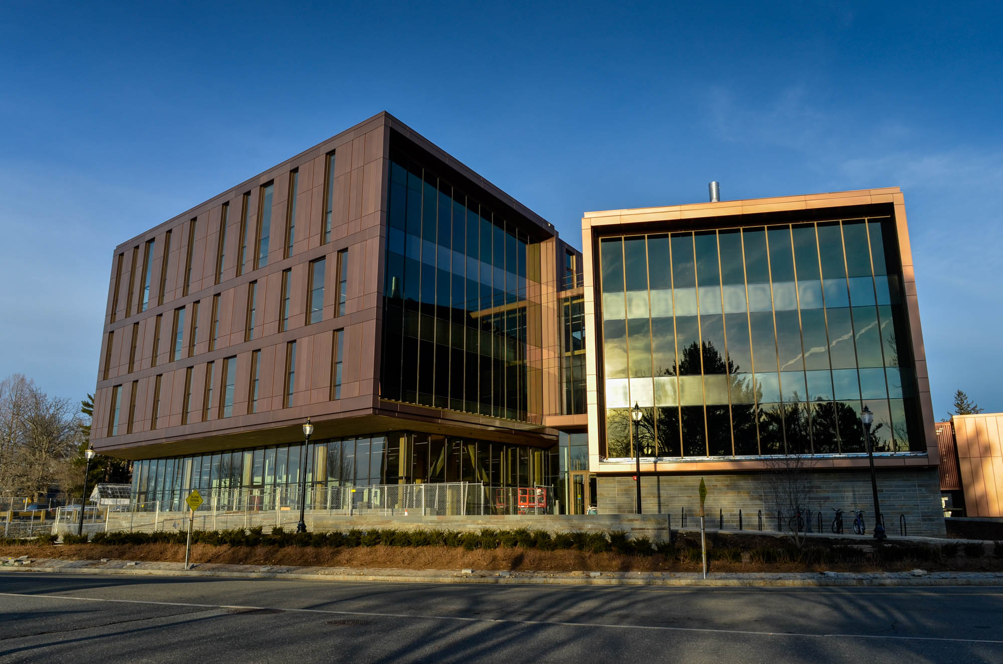 the john w  olver design building at umass amherst