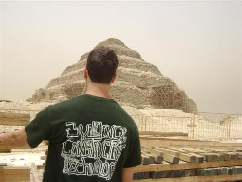 BCT at the Pyramids