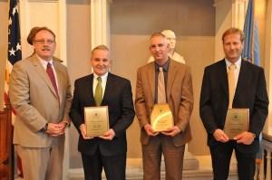 Tom Benjamin EPA Award
