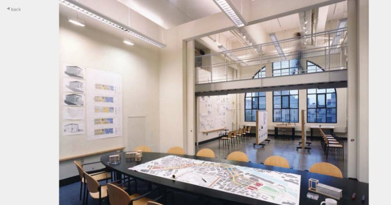 Leers Weinzapfel Associates recommended for Integrated Design Building at UMass