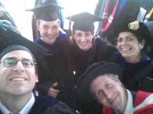 Professor-selfie