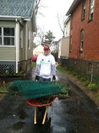 NAHB Yard Cleanup
