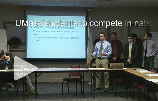 BCT's NAHB student group in the news with competition prep