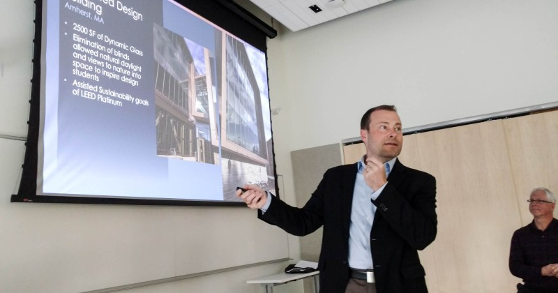 Aaron Smith of View Inc. Presents on Electrochromic Glass
