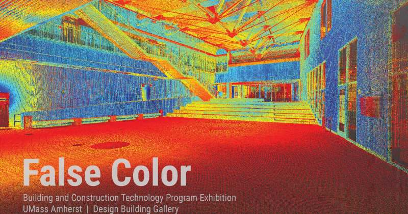 BCT's 'False Color' Exhibit is Open!