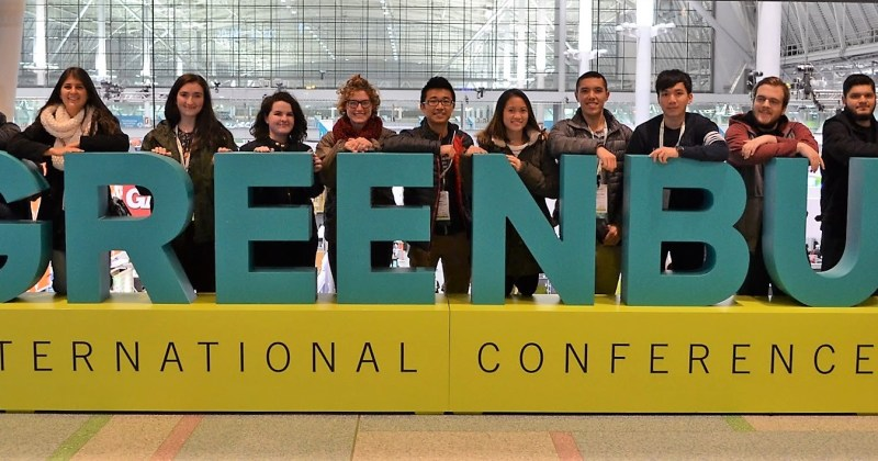UMGBC's Report from 2018 Greenbuild