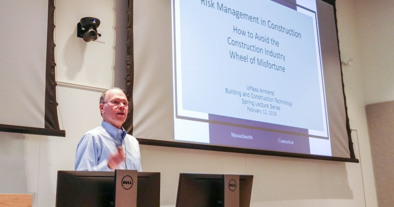 Steven J. O'Neill Lectures on Risk Management in Construction