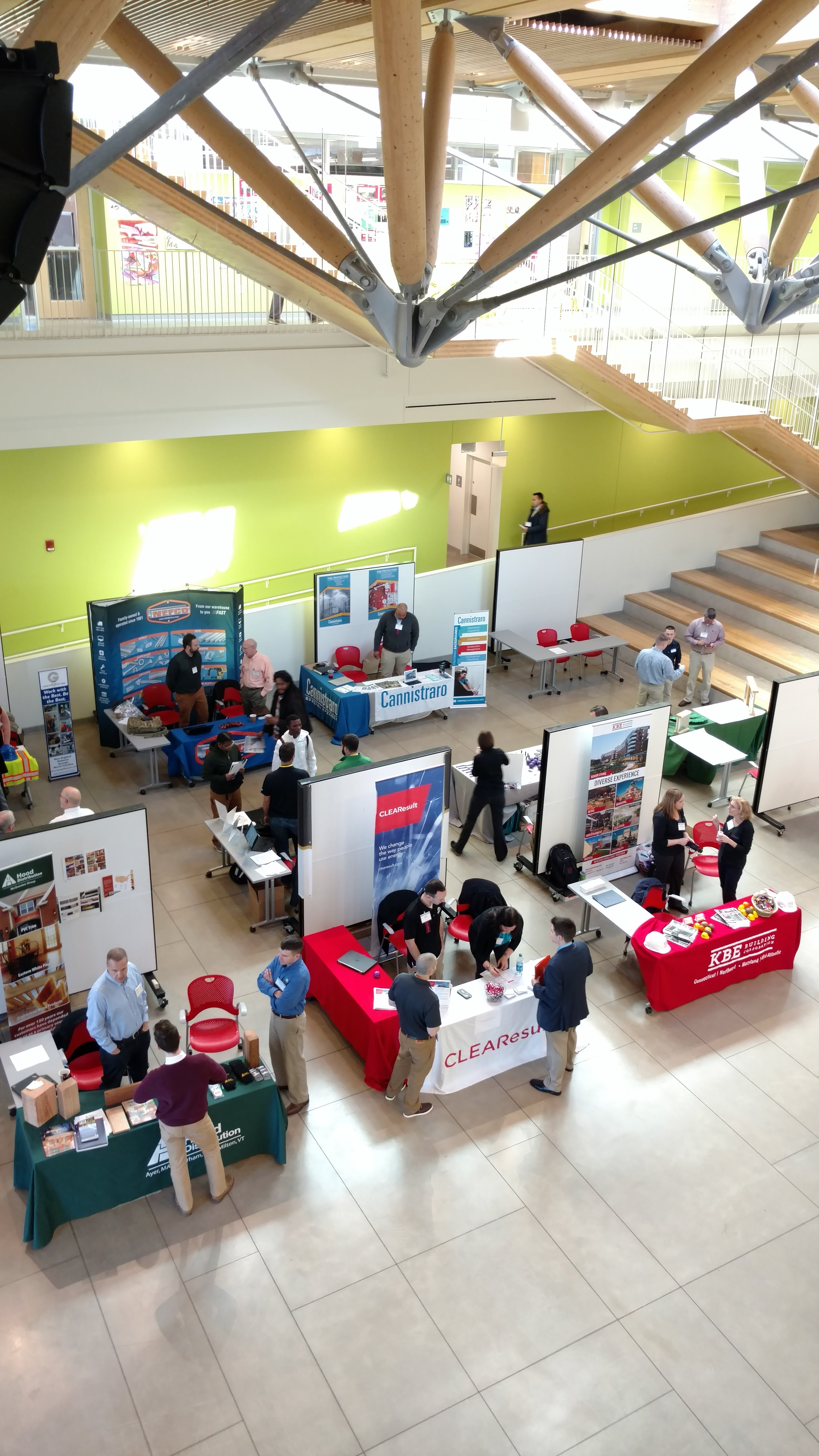Bct Career Fairs Building And Construction Technology Umass Amherst