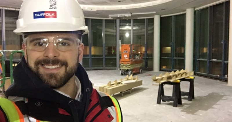BCT Alumnus Profile: Chris Therrien (MS '17 and BS '16)