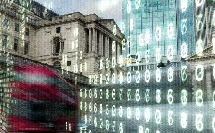 bank of england blockchain