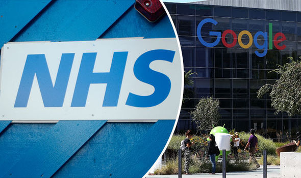blockchain for nhs google
