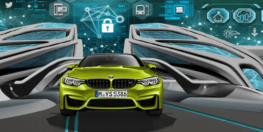 blockchain for cars bmw