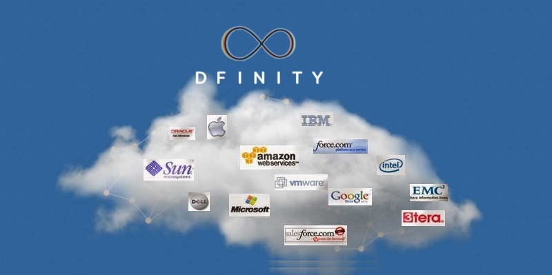 Dfinity to Disrupt Cloud Computing