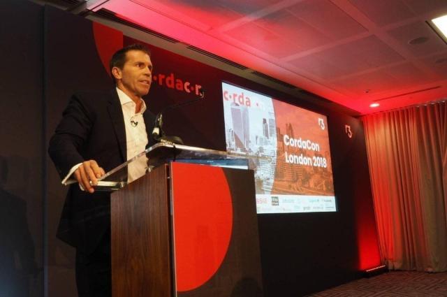 UK blockchain land registry solutions Corda
