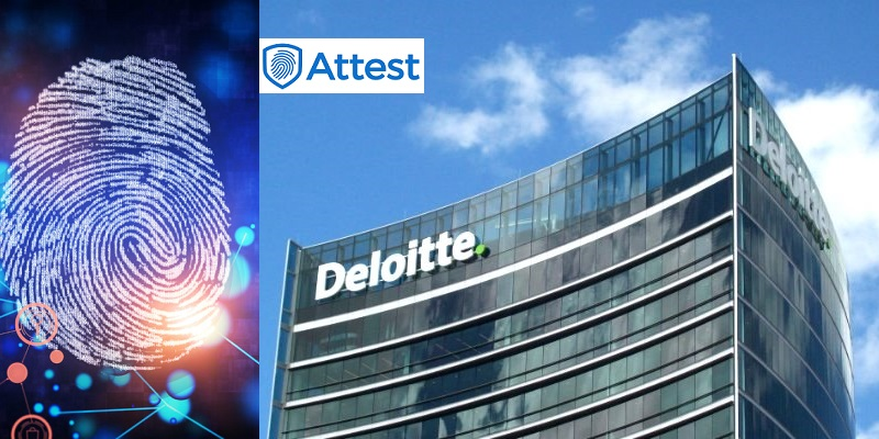 blockchain identity solutions for government deloitte and attest