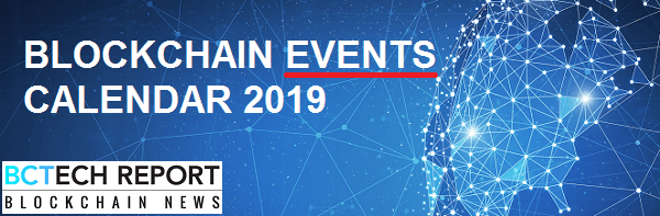 blockchain technology events calendar