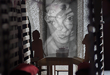 Megan Hawker - Performance Design - A Streetcar Named Desire