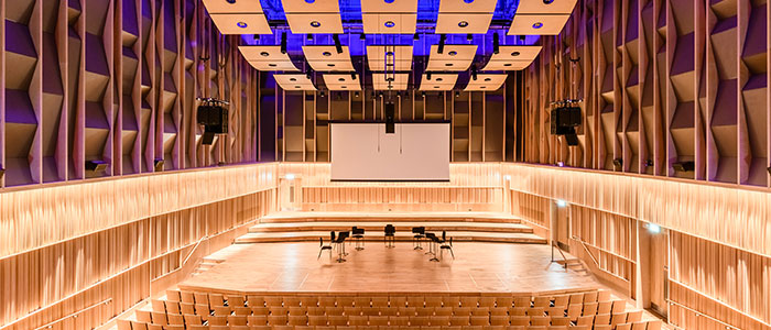 Concert hall- BMus overview page