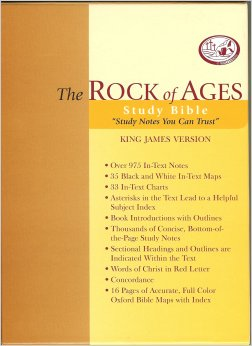 Rock of Ages Study Bible