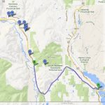 Osoyoos to Similkameen Map