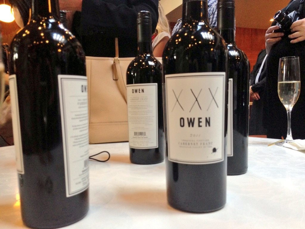 MyWinePal: Celebrating OWEN Cabernet Franc and the BCHF
