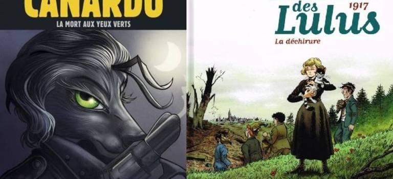 Canardo et Les Lulus : deux livres sombres pour bien terminer l'année