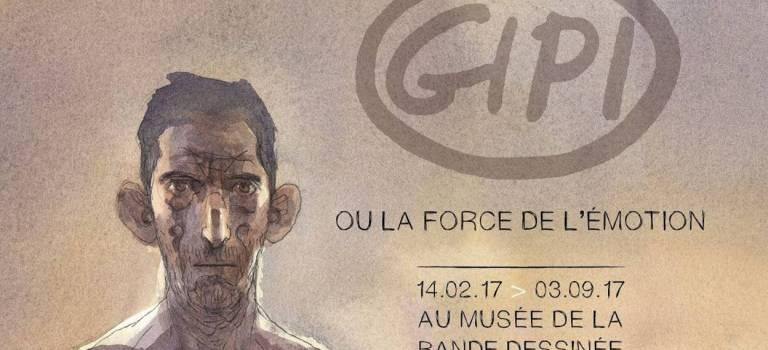 Gipi : Une exposition et un album !