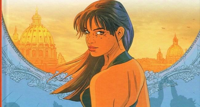 Jim: «Une Nuit à Rome» (tome 3) et «L'Amour (en plus compliqué)»