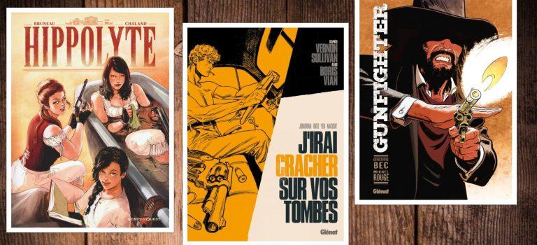 Glénat : trois livres à découvrir