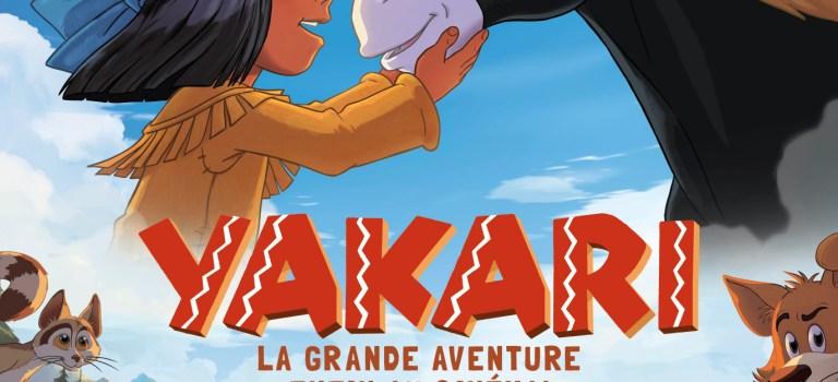 Yakari : de la bande dessinée au cinéma