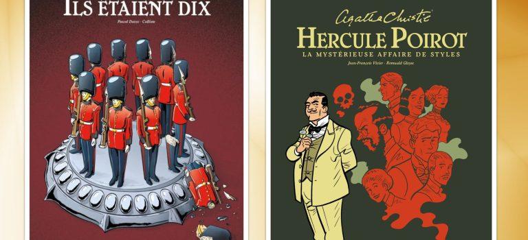 Agatha Christie en bande dessinée : deux albums à découvrir