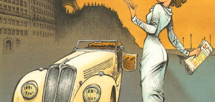 Mademoiselle J. – 1938 : Je ne me marierai jamais
