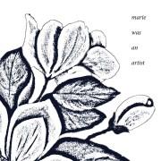 marie was an artist by luke kurtis