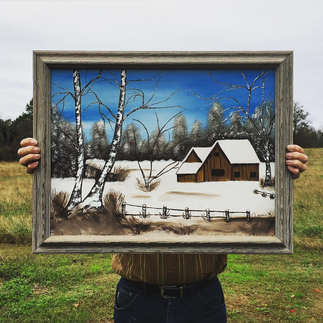 marie-snow-painting