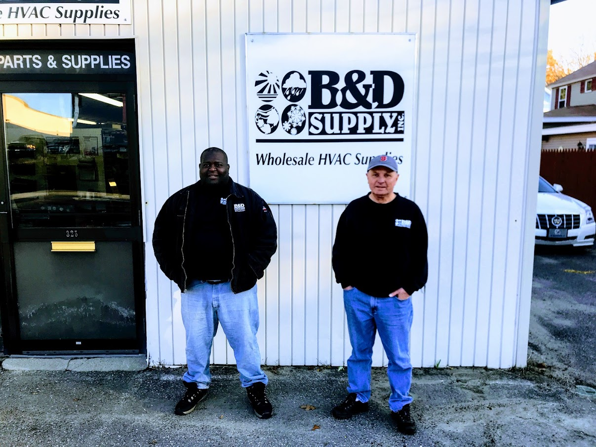 B&D Supply Leominster Employees