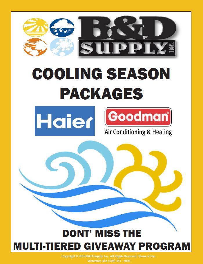 CoolingSeasonPaclages