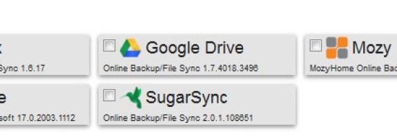 Online Storage
