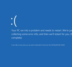 সহজেই করে নিন ব্লু- স্ক্রিন সমস্যা (Blue Screen Error)-র সমাধান 11