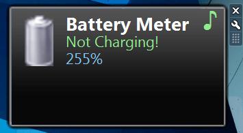 Battary Meter