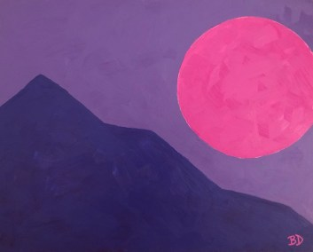 PURPLE-MOUNTAIN-PINK-MOON_16X20_ACRYLIC-ON-WOOD_CROP_1000PX
