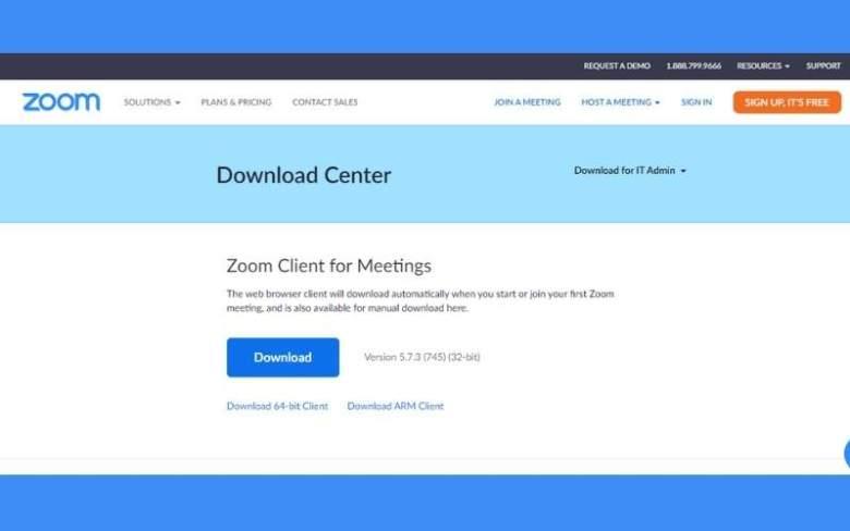 Zoom cloud meeting app জুম অ্যাপ