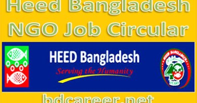 Heed Bangladesh Job